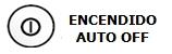 Boton de ENCENDIDO AUTO OFF