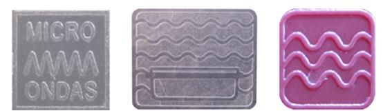 """Para poder saber que recipientes son adecuados para el microondas debemos hacer caso de las recomendaciones del fabricante, que debe especificarlo, bien con palabras Por ejemplo """"apto para microondas"""" o con símbolos"""