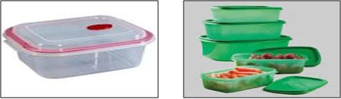 Sólo se pueden usar en el microondas los recipientes de plástico cuya etiqueta indique que son aptos para ese uso.