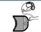2.- Se puede realizar también con un aspirador.
