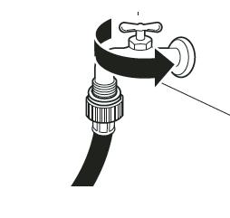 LG AYUDA Y SUGERENCIAS: Conexión de la manguera de agua