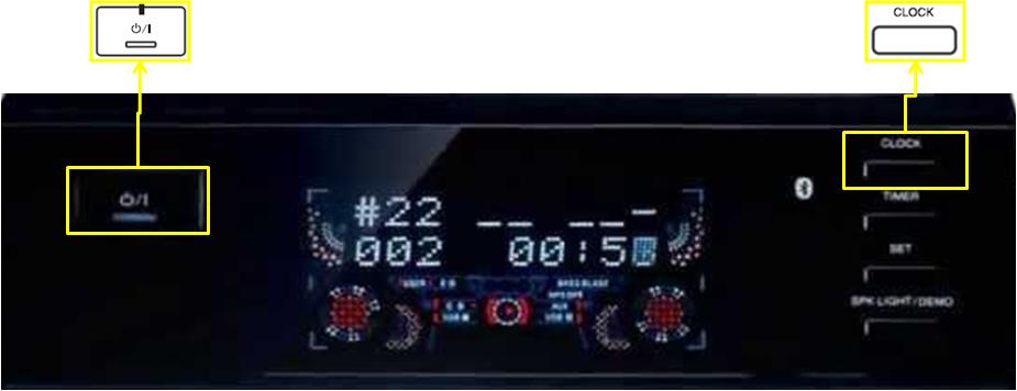 Display CM9730