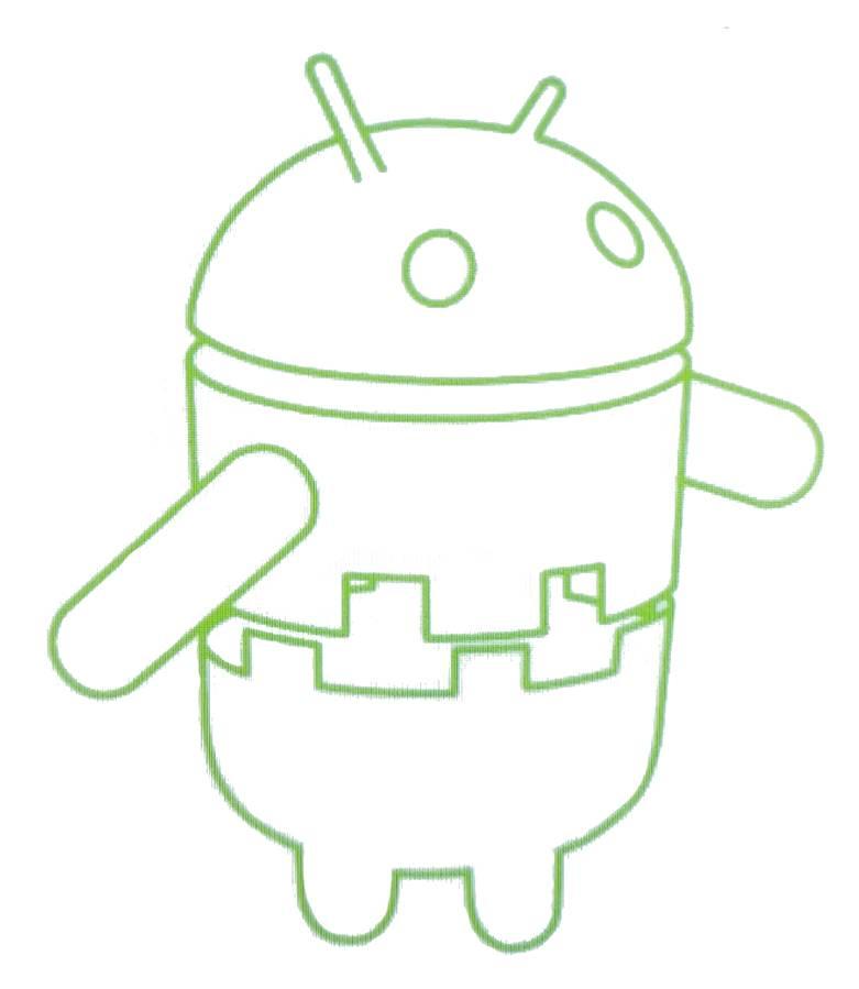 Imagem de Criptografia sendo realizada no Android