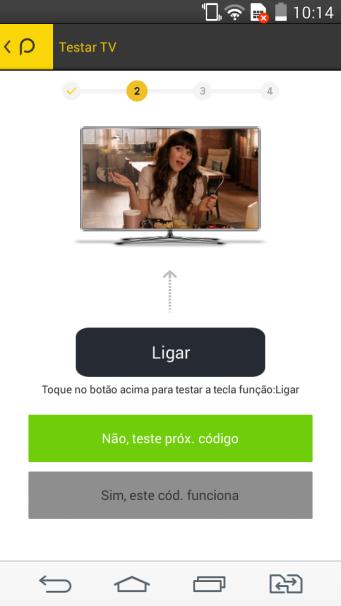 Testar TV