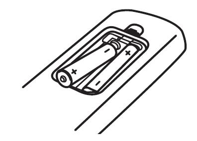 LG Ayuda y Tips: Reemplazo de las baterías del control