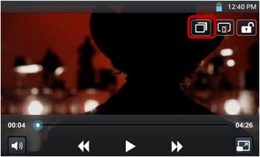 Icono del video.
