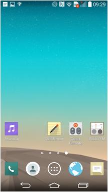 El ícono desaparece sólo de la pantalla, no se elimina del equipo.