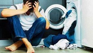 NO sobrecargar su lavadora