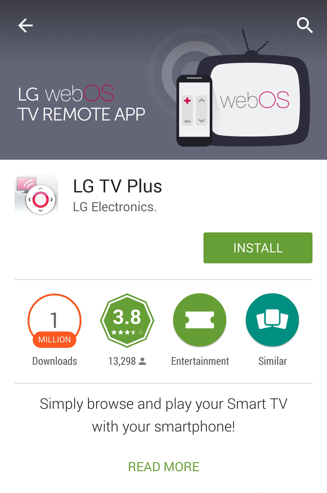 Lg Help Library Lg Tv Plus Remote App Tv Lg Uae