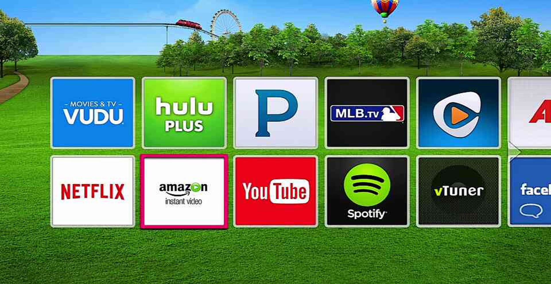 Amazon® instant video Troubleshooting - Blu-ray | LG USA Support