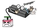 Danger - Perigo