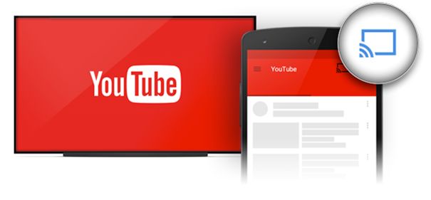 Control YouTube on TV with your phone or table