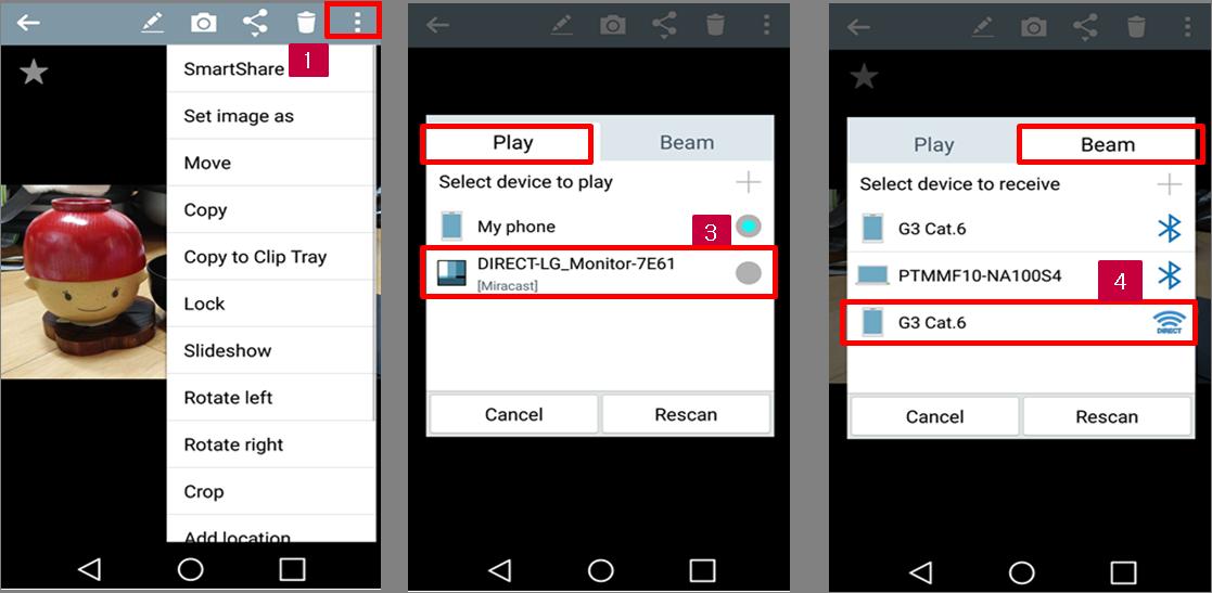 Como configurar smartshare