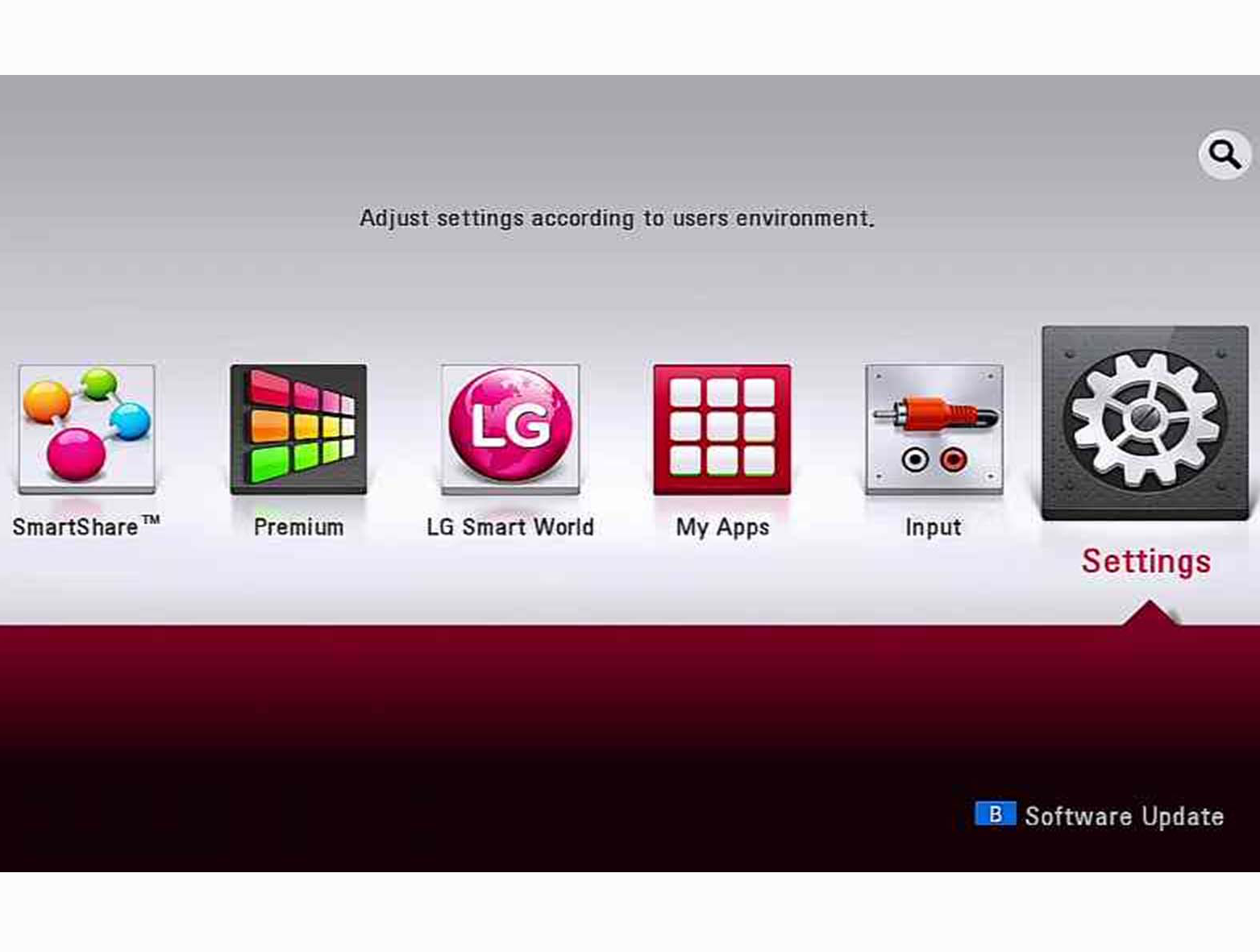 Updating Firmware - Soundbar, Sound Plate, Home Theater | LG USA Support