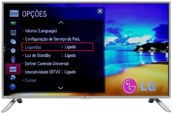 Lg ajuda e soluo de problema smart tv como habilitar legenda em legenda ccuart Images