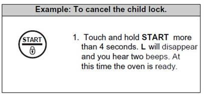 Deactivate Child Lock
