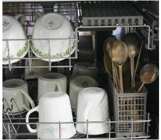 loading dishes