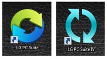 Icono del PC Suit.