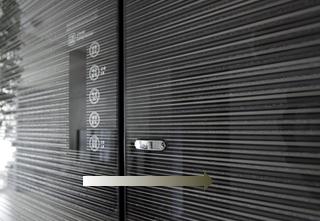 outlook of a door