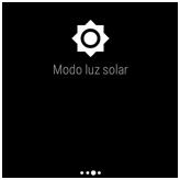 Modo luz Solar