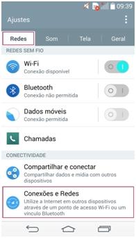 Conexões e redes