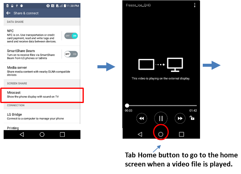 LG How-to & Tips: What is 'DSDP Dual Audio' on my G4?   LG U K
