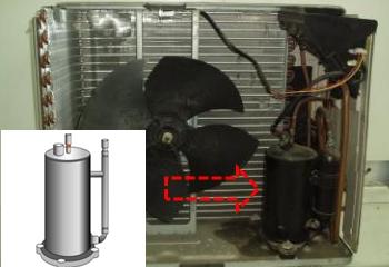 Protecting a compressor