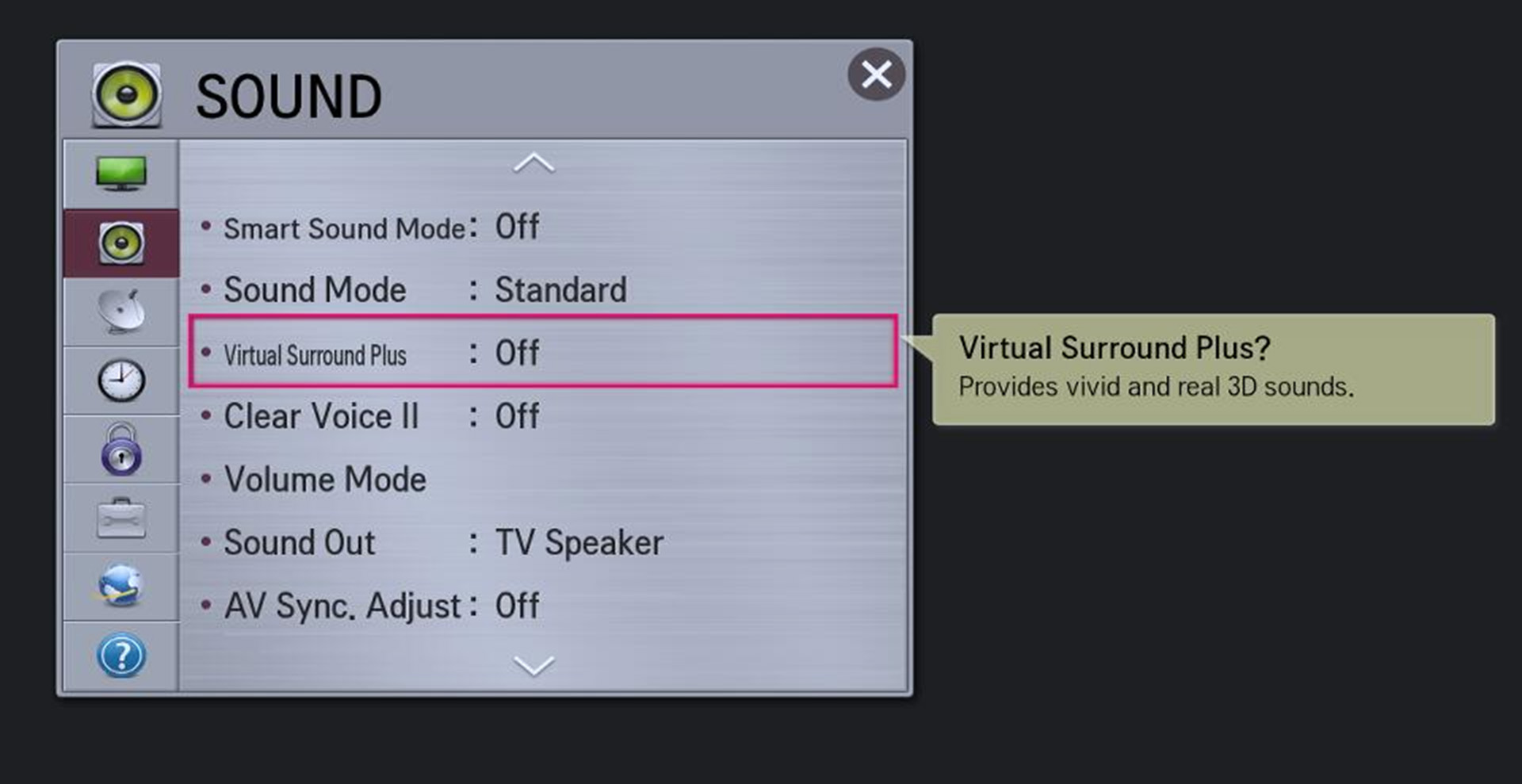 Troubleshooting Distorted Audio From the TV Speakers - TV | LG USA