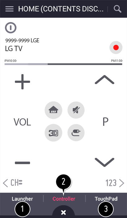 LG Remote App