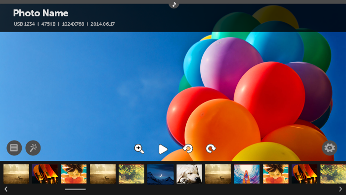 LG Help Library: [LG webOS TV] – Photo View feature | LG Canada