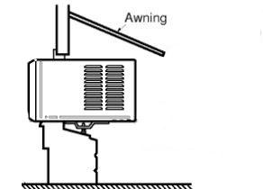 unit awning