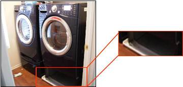 Does Not Drain or Spin (Clothes Too Wet) - Front Load Washer