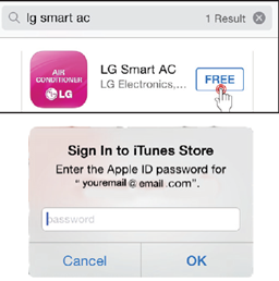 Smart AC with WiFi | LG USA Support