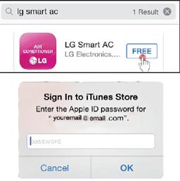 installed app