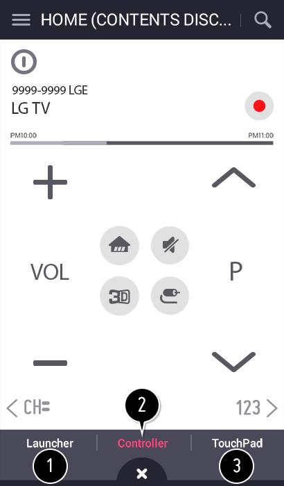 LG TV Remote App