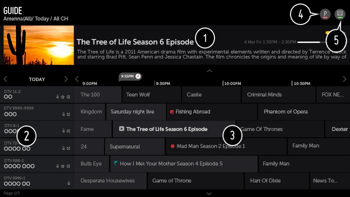 TV Program Guide