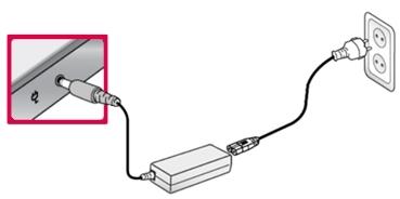 Conecte carregador