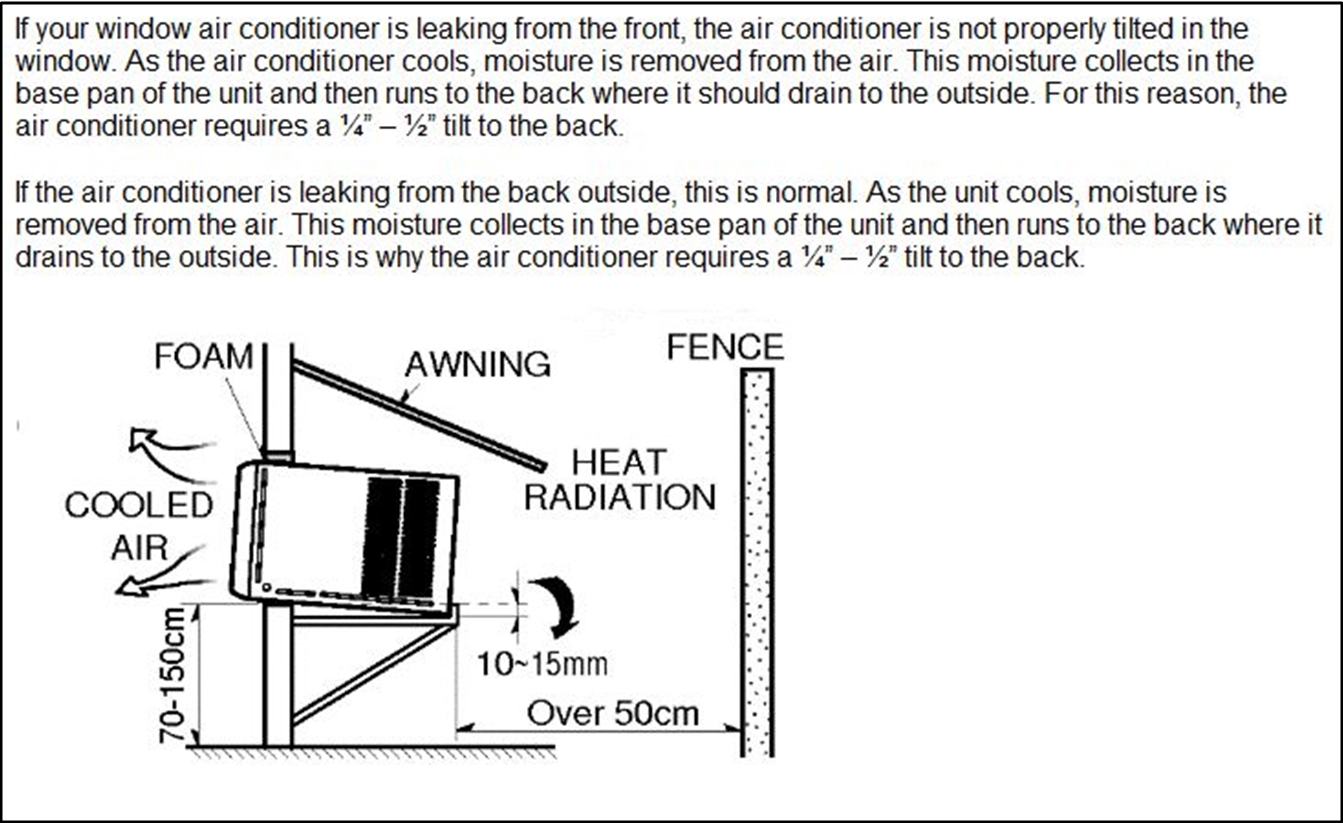 LG How-to & Tips: Window Type Aircon Proper Installation