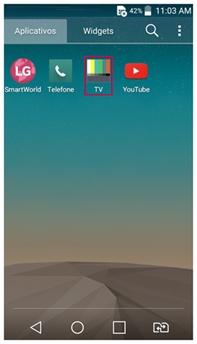 aplicativo TV