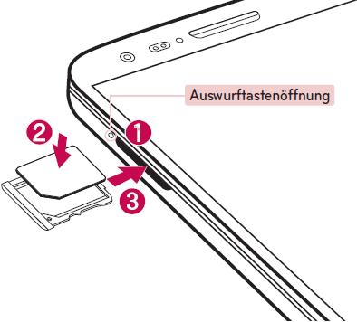Hd Plus Karte Einlegen.Lg Faq S G2 Einsetzen Der Micro Sim Karte Lg Germany